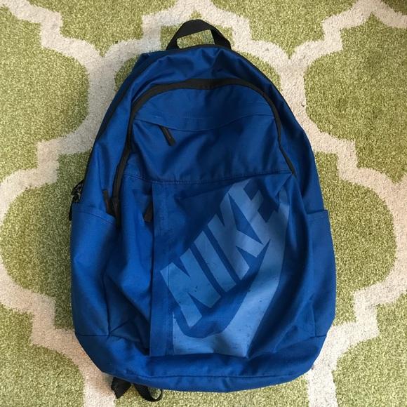 dce0043de8 ✔️ NIKE BackPack 🎒Royal Blue
